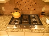 Kitchen After, Cooktop