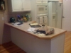 Kitchen Before, Peninsula Back