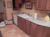 Kitchen Before, Main Sink